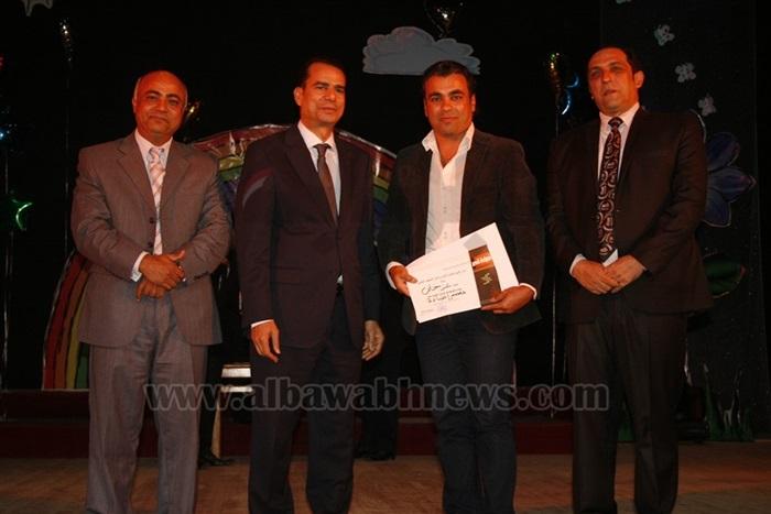 تكريمي من د. محمد أبو الفضل بدران رئيس الهيئة العامة لقصور الثقافة